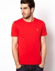 Polo Ralph Lauren T-Shirt with Polo Player
