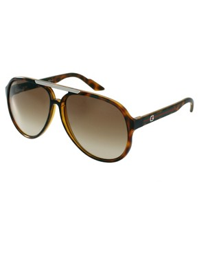 Image 2 ofGucci Young Aviator Sunglasses