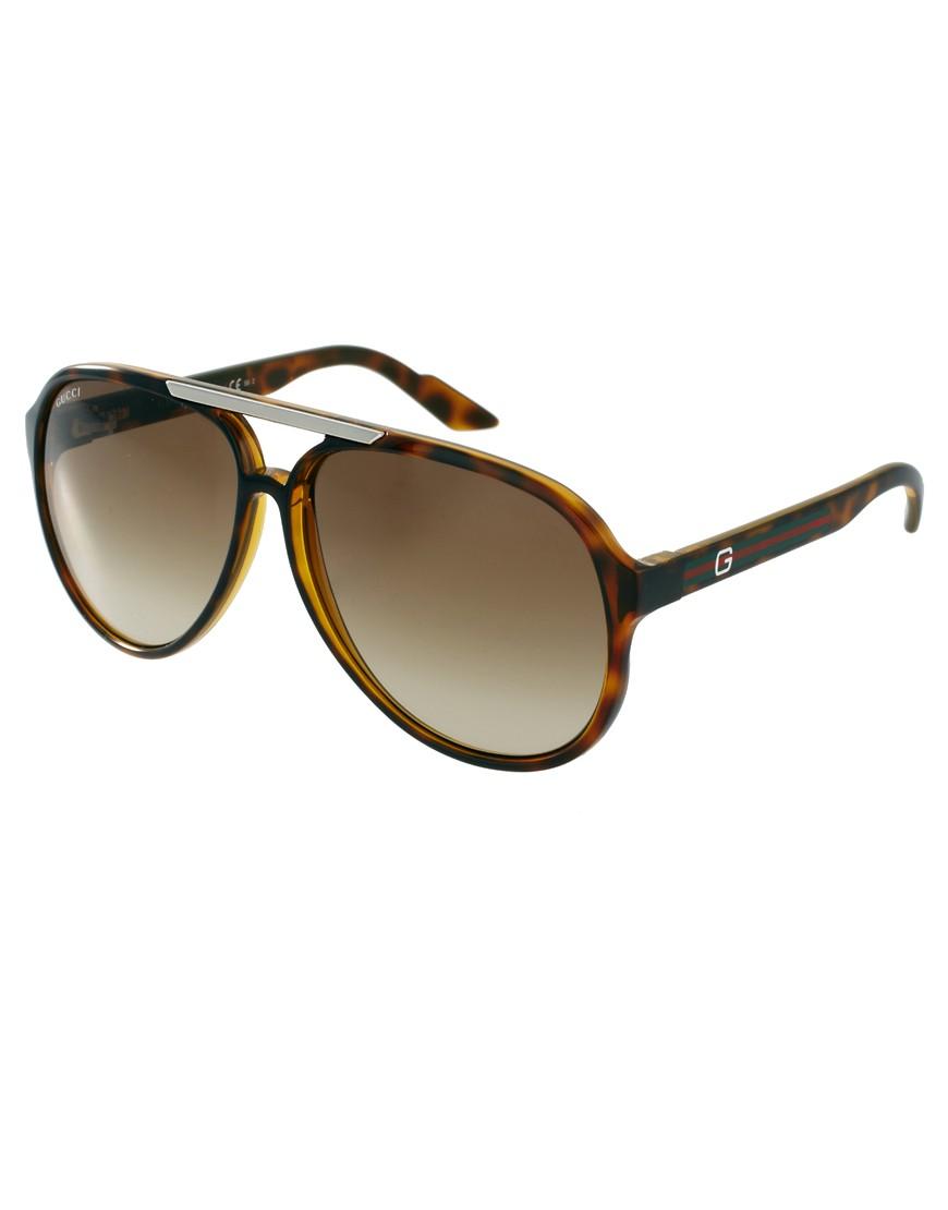 Image 2 ofGucci Aviator Sunglasses