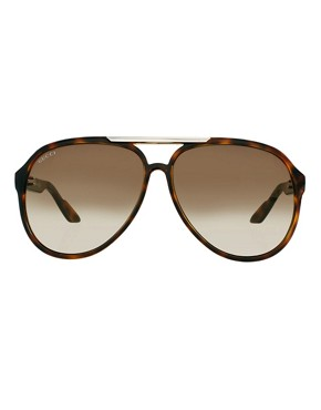 Image 3 ofGucci Young Aviator Sunglasses