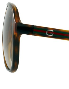 Image 4 ofGucci Young Aviator Sunglasses
