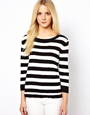 Oasis Stripe Top