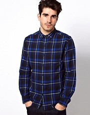 Levi&#39;s Line 8 Shirt Slim Fit Large Check