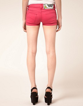 Image 2 ofMonkee Genes Fairtrade Hotpants