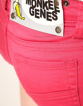 Image 3 ofMonkee Genes Fairtrade Hotpants