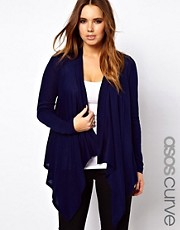 ASOS CURVE Waterfall Cardigan
