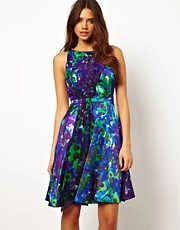 Coast Michela Printed Dress
