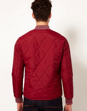 Image 2 ofASOS Jacket in Quilted Fabric