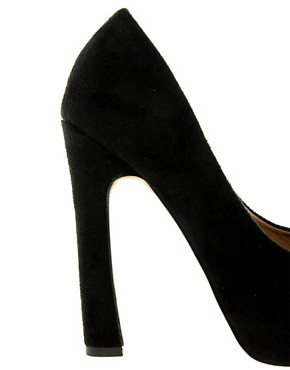 Bild 2 von ASOS  PETAL  Peeptoe-Plateauschuhe