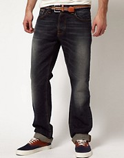 Nudie Jeans Organic Average Joe Straight Fit