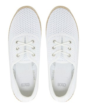 Image 2 ofASOS JENSON Flat Shoes