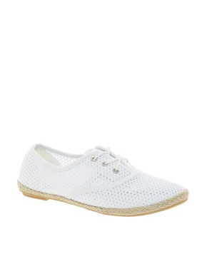 Image 1 ofASOS JENSON Flat Shoes
