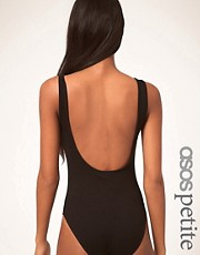 ASOS PETITE Scoop Back Vest Body