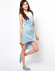 Vero Moda Chambray Mix Dress