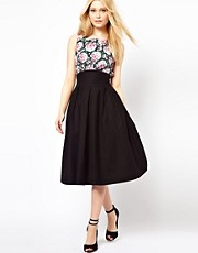 Emily &amp; Fin Midi Dress