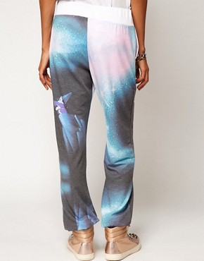 Image 2 ofASOS Sweatpants in Fantasia Print