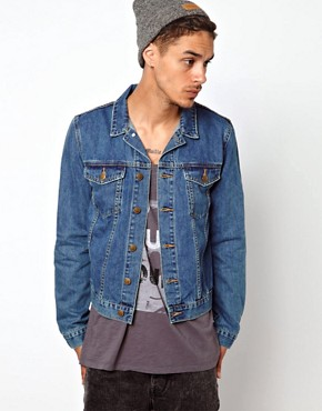 Image 1 of Cheap Monday Tobias Denim Jacket