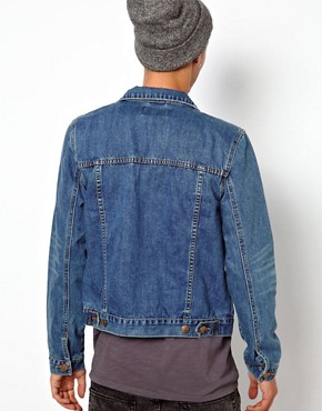 Image 2 of Cheap Monday Tobias Denim Jacket