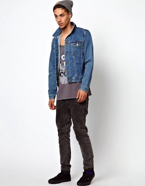 Image 4 of Cheap Monday Tobias Denim Jacket