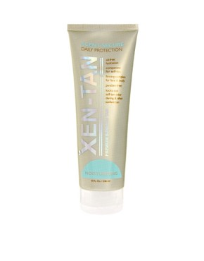 Image 1 ofXen-Tan Premium Sunless Tan Scent Secure Daily Protection 236ml