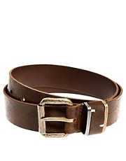 ASOS Vintage Leather Jeans Belt