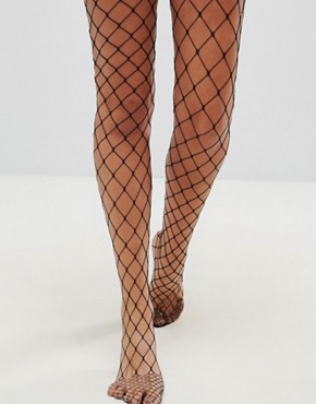 ASOS Oversized Fishnet Tights