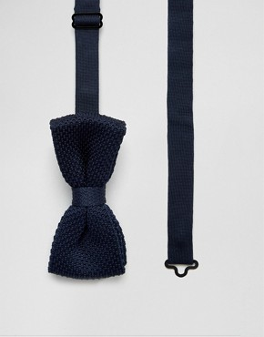 Jack & Jones Bow Tie Knitted