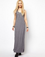 River Island Racer Back Maxi Dress