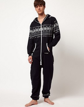 Image 1 ofOnePiece Lusekofte Onesie