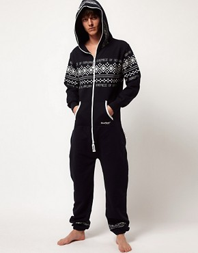 Image 4 ofOnePiece Lusekofte Onesie