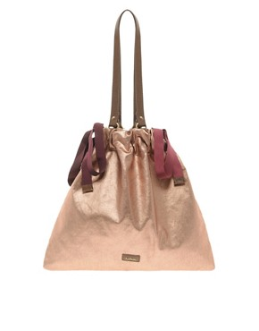 Image 1 ofPaul Smith Josephine Coated Canvas Tote