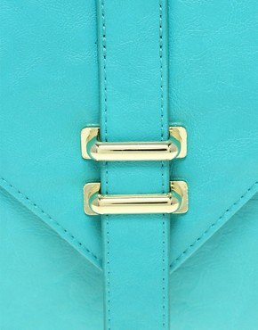 Image 2 ofASOS Slot Through Portfolio Clutch