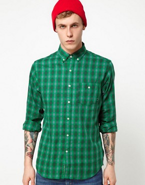 Image 1 ofNike Skateboarding Tartan Shirt