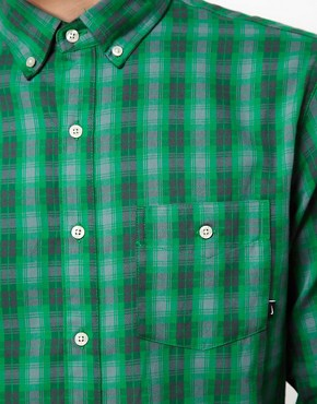 Image 3 ofNike Skateboarding Tartan Shirt