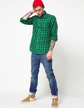 Image 4 ofNike Skateboarding Tartan Shirt