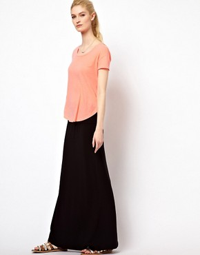 Image 1 ofSplendid 2 in 1 Maxi Dress and Skirt