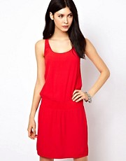 BA&amp;SH Cross Back Dress with open back