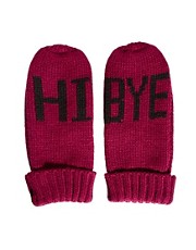 ASOS Hi Bye Mitten