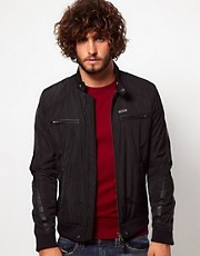 Diesel Waterproof Teflon Jacket Jeffir