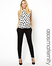 ASOS Maternity Peg Pant