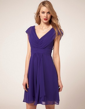 Image 1 ofCoast Fit &amp; Flare Dress