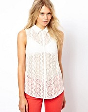 Oasis Lace Front Shirt