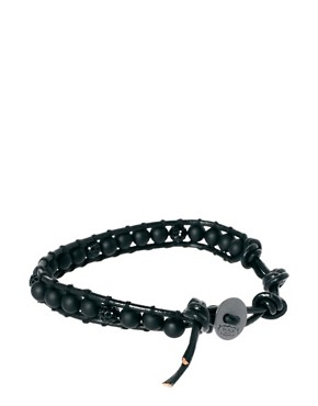 Image 2 ofShimla Onyx Beaded Bracelet