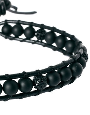 Image 4 ofShimla Onyx Beaded Bracelet