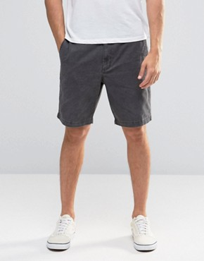 Vans Chino Shorts In Blue V61MJ4M