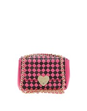 Moschino Cheap &amp; Chic Weaving Shoulder Bag