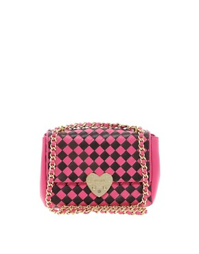 Image 1 ofMoschino Cheap &amp; Chic Weaving Shoulder Bag