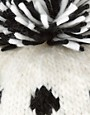 Image 3 ofASOS Spot Pom Beanie