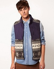 ASOS Fleece Gilet