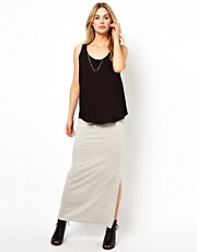 Vila Maxi Tube Skirt